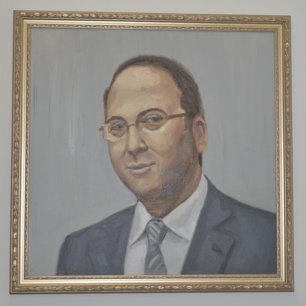 howard portrait